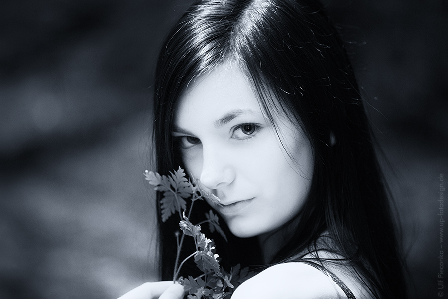 Model Sabrina - Portrait