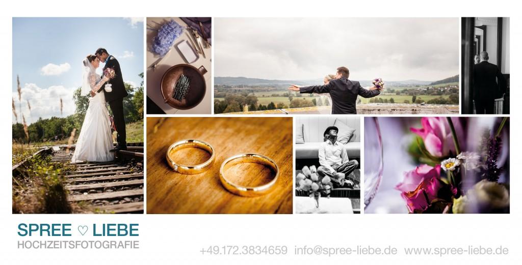 Spree-Liebe - Hochzeitsfotograf