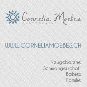 Cornelia Moebes - Babyfotografie - Logo